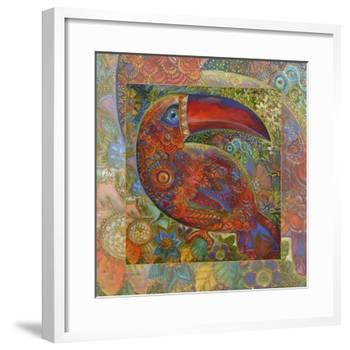 Tukan 1-Oxana Zaika-Framed Giclee Print