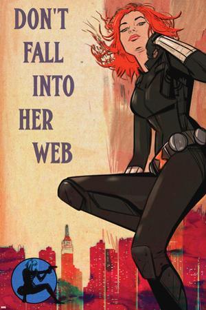 Black Widow No. 1 Cover