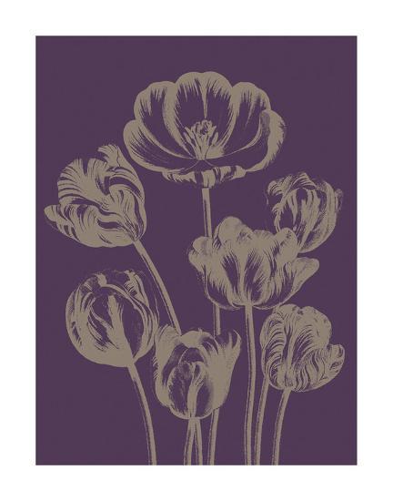 Tulip 13-Botanical Series-Art Print