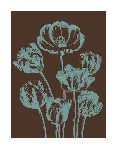Tulip 6-Botanical Series-Art Print