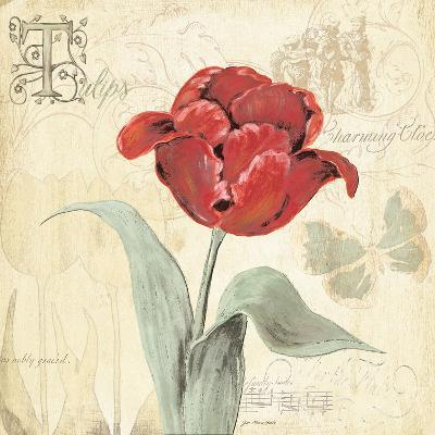 Tulip Gem I-Jo Moulton-Art Print