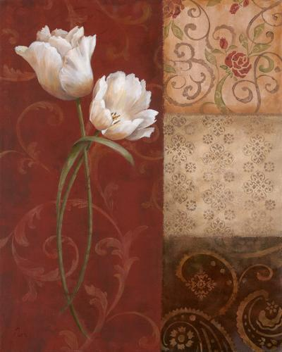 Tulip Grace-Nan-Art Print