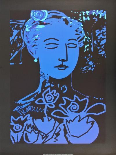 Tulip II-Diana Ong-Art Print