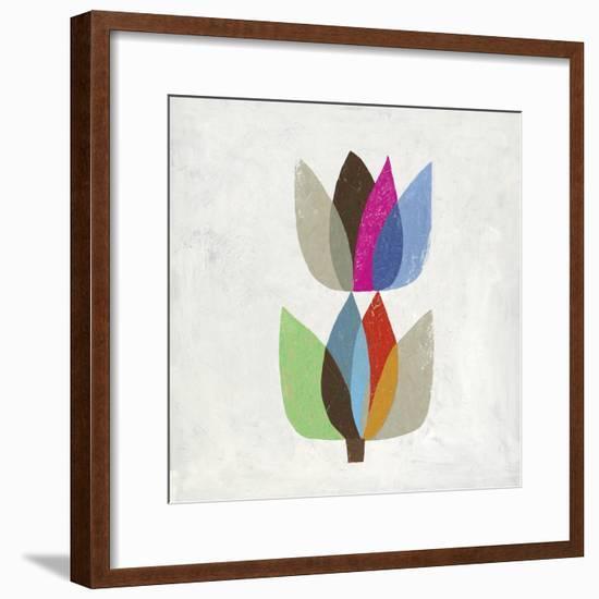 Tulip II-PI Studio-Framed Art Print