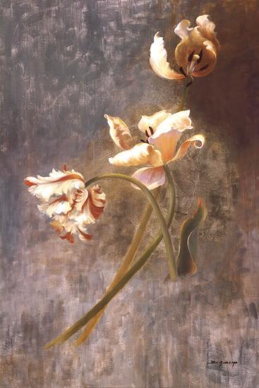 Tulip Rhythms-Fran Di Giacomo-Art Print