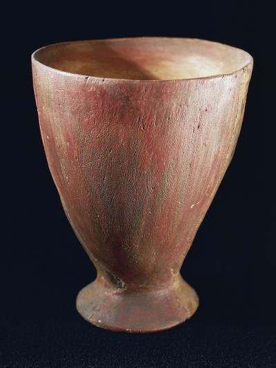 Tulip-Shaped Glass, from Quinzano Veronese, Verona, Veneto, Italy, Neolithic--Giclee Print