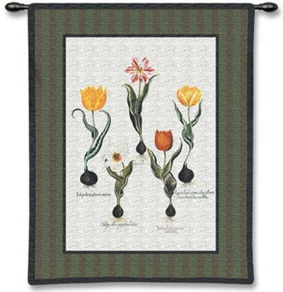 Tulip Study I--Wall Tapestry