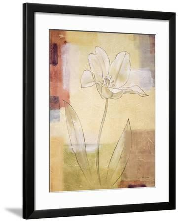 TULIP STUDY I-Julianne Marcoux-Framed Art Print