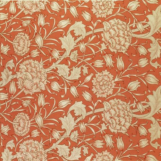 Tulip Wallpaper Design, 1875-William Morris-Giclee Print