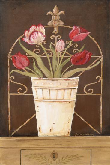 Tulipe Final-Jo Moulton-Art Print