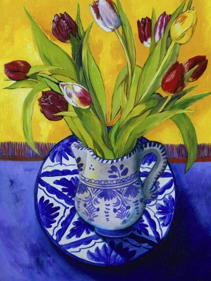 Tulips-Series I-Isy Ochoa-Giclee Print