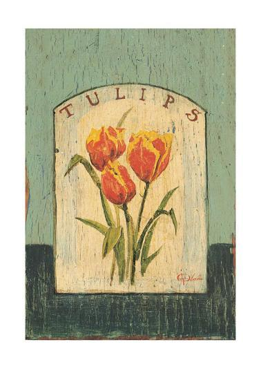 Tulips-Thomas LaDuke-Art Print
