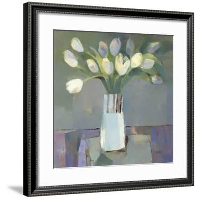 Tulips-Sarah Simpson-Framed Art Print