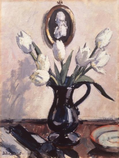 Tulips-Francis Cadell-Art Print