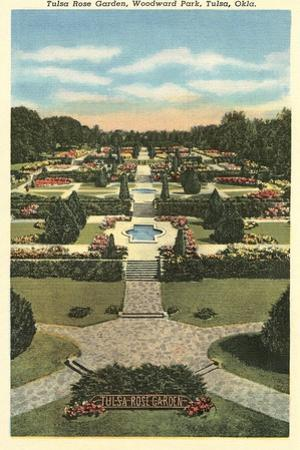 Tulsa Rose Garden