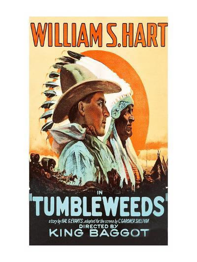 Tumbleweeds--Art Print