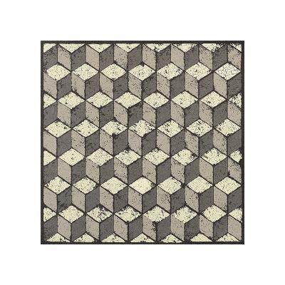 Tumbling Blocks-Susan Clickner-Giclee Print