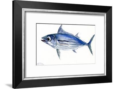 Tuna Fish-Suren Nersisyan-Framed Art Print