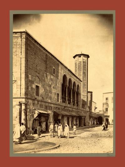 Tunis, Tunisia-Etienne & Louis Antonin Neurdein-Giclee Print