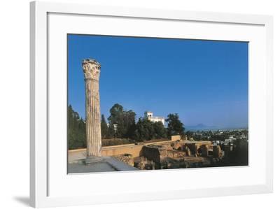Tunisia, Carthage--Framed Giclee Print