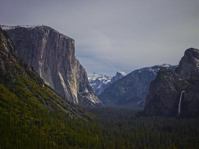 Tunnel View-Moises Levy-Photographic Print
