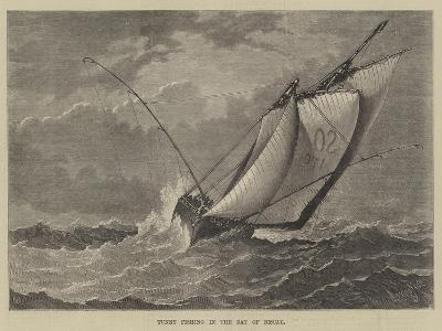 Tunny Fishing in the Bay of Biscay--Giclee Print
