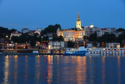 Belgrade, Serbia by Tupungato
