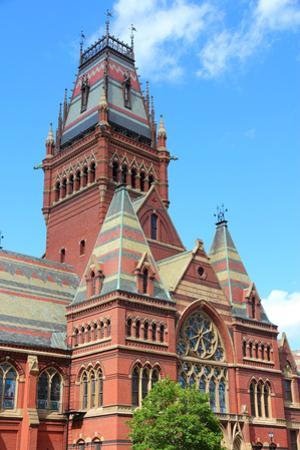 Harvard University by Tupungato