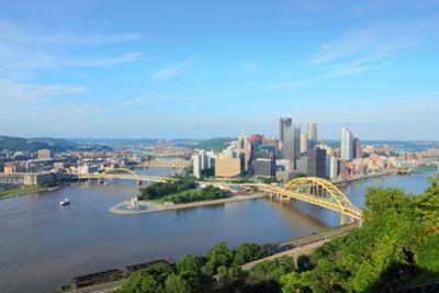 Pittsburgh, Pennsylvania by Tupungato