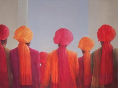 Turban Group, 2012-Lincoln Seligman-Giclee Print