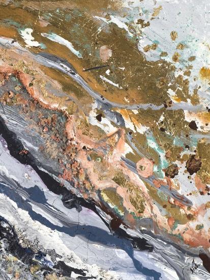 Turbulence Rectangle II-Patricia Pinto-Art Print