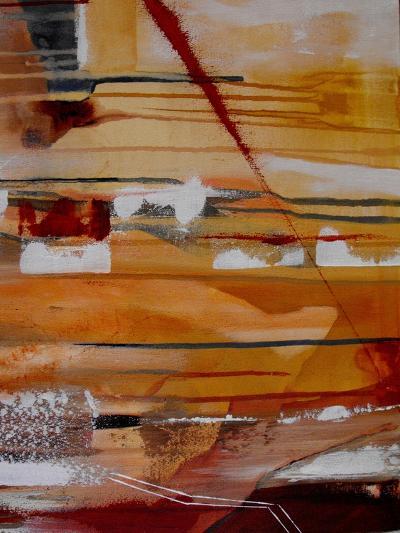 Turbulent Times II-Ruth Palmer-Art Print