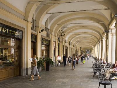 Turin (Torino, Piedmont, Italy, Europe-Angelo Cavalli-Photographic Print