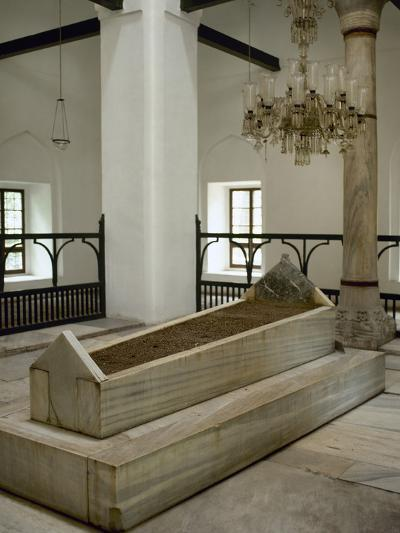 Turkey. Bursa. Muradiye Complex. Mausoleum of Sultan Murad II (1404-14519. 1451. Ottoman Style--Photographic Print