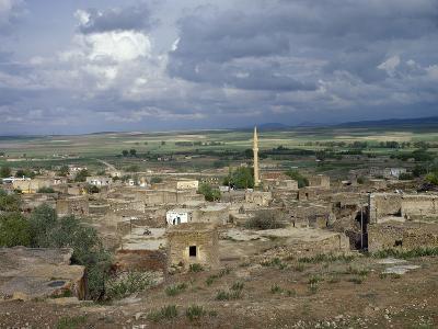 Turkey, Cappadocia, the Town Gokcetoprak, Central Anatolia--Photographic Print