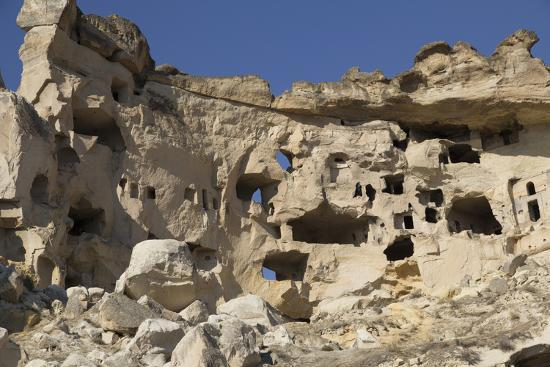 Turkey. Christian Cave Churches and Monasteries in Cappadocia Turkey-Emily Wilson-Photographic Print