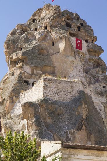 Turkey. Christian Cave Churches and Monasteries in Cappadocia-Emily Wilson-Photographic Print