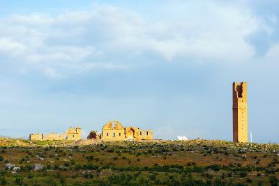 Turkey, Eastern Anatolia, Village of Harran-Christian Kober-Photographic Print
