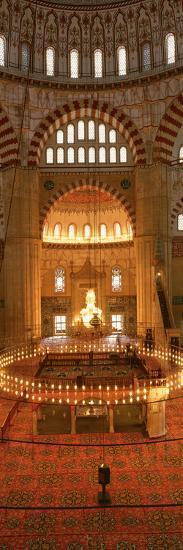 Turkey, Edirne, Selimiye Mosque--Photographic Print