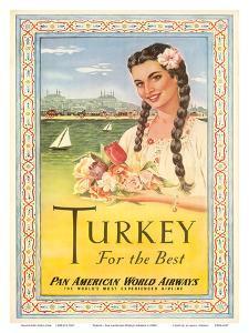 Turkey - For the Best - Pan American World Airways