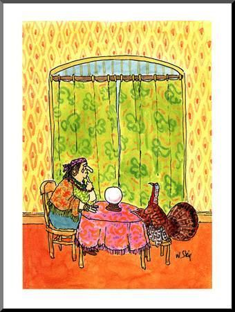 Slikovni rezultat za turkey fortune telling