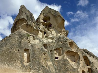 Turkey, Goreme National Park, Troglodyte Church, Central Antatolia--Photographic Print