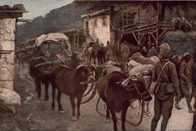 Turkey in the World War--Giclee Print