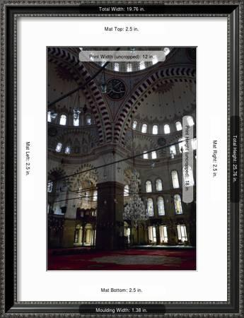 Turkey Istanbul Fatih Mosque Ottoman Style Built In 1463 And Rebuilt After Earthquaker Photographic Print Art Com