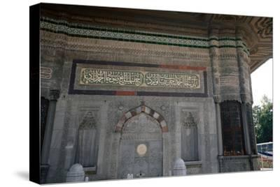 Turkey, Istanbul, Fountain of Sultan Amhed III