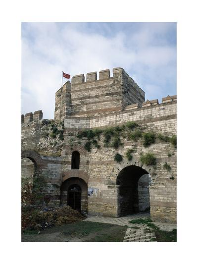 Turkey, Istanbul, Gate of Christ, First Military Gate--Giclee Print