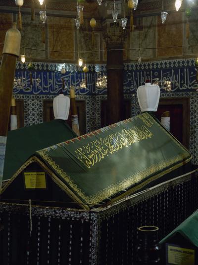 Turkey. Istanbul. Mausoleum of Sultan Suleiman I, by Architect Mimar Sinan- Sinan-Photographic Print