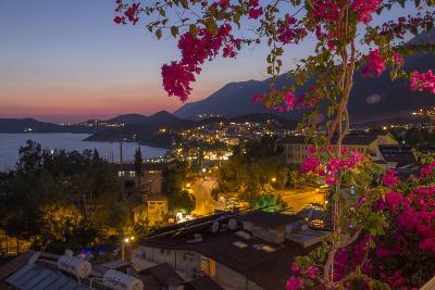 Turkey, Kas. Sunset over Kas-Emily Wilson-Photographic Print