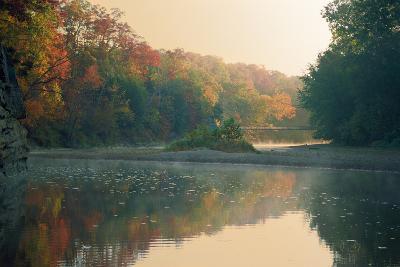 Turkey Run State Park, Indiana, USA-Anna Miller-Photographic Print
