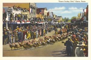 Turkey Trot, Cuero